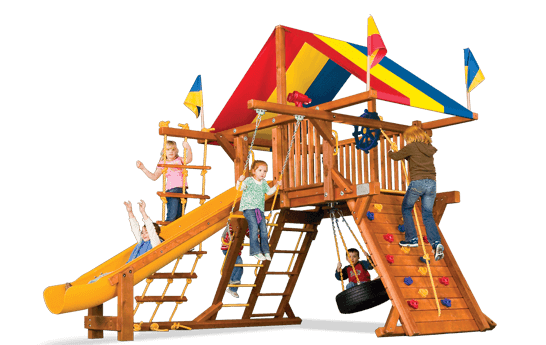 castle-wooden-playset