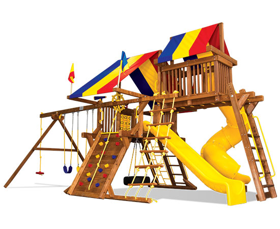 13H-Sunshine-Castle-Pkg-V-with-270-Spiral-Slide-A2