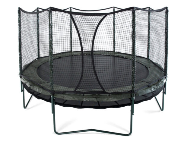 AlleyOOP 14' DoubleBounce System With Enclosure 2