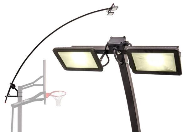 Goalrilla basketball hoop light 1