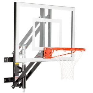 Goalsetter GS48 - Wall-Mounted Adjustable Basketball Goal 1