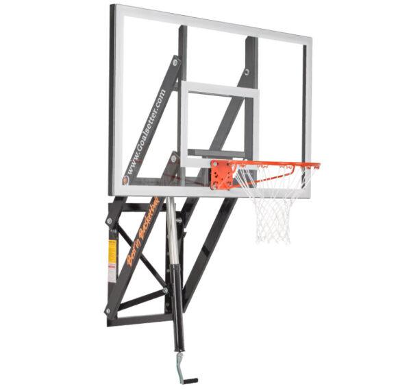 Goalsetter GS60 Wall Mounted Basketball Goal 1
