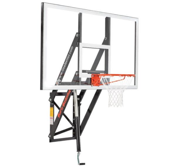 Goalsetter GS72 Wall Mounted Basketball Goal