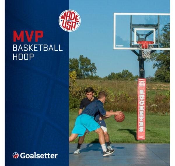 Goalsetter MVP Basketball Hoop 2