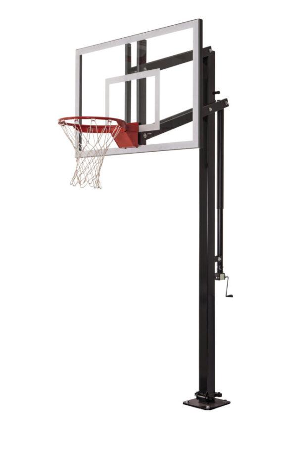 Goalsetter X454 In Ground Basketball Hoop 3