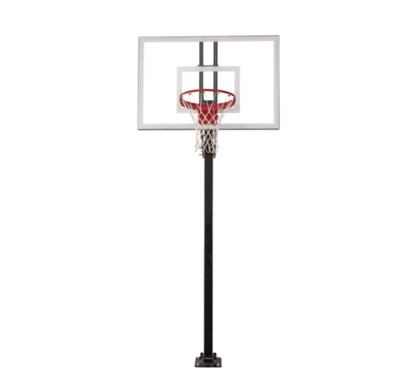 Goalsetter X554 Adjustable In-Ground Basketball Hoop 3