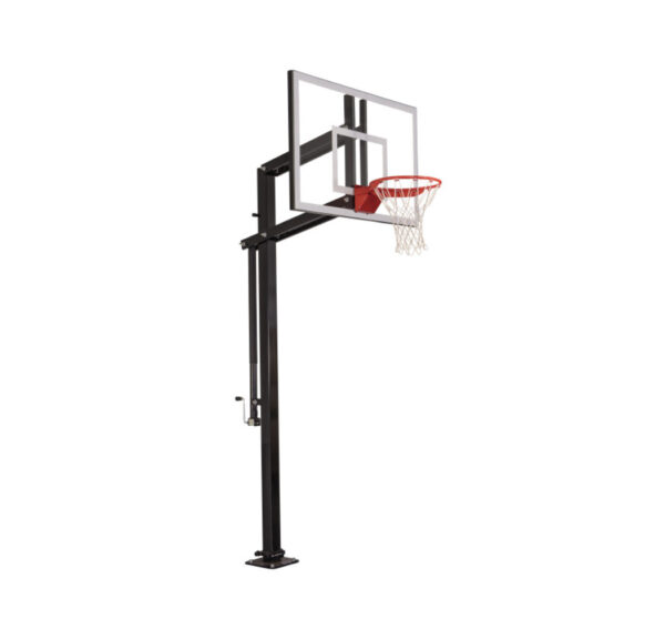 Goalsetter X554 Adjustable In-Ground Basketball Hoop 4