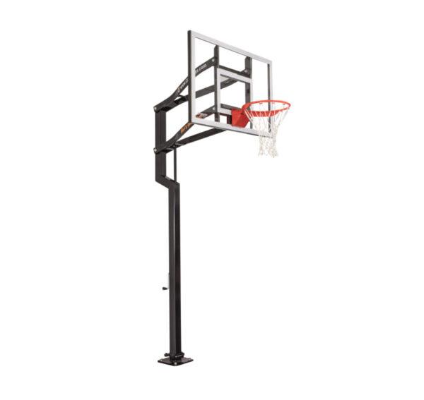 Goalsetter contender basketball goal 1