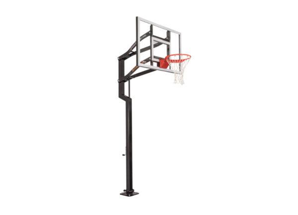 Goalsetter contender basketball goal thumbnail
