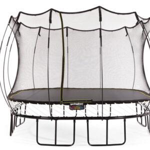 Springfree 11x11' Large Square Trampoline 3