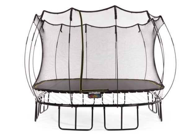 Springfree 11x11' Large Square Trampoline 3