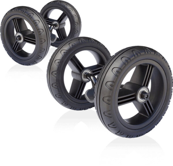Springfree G2 Black Shifting Wheels